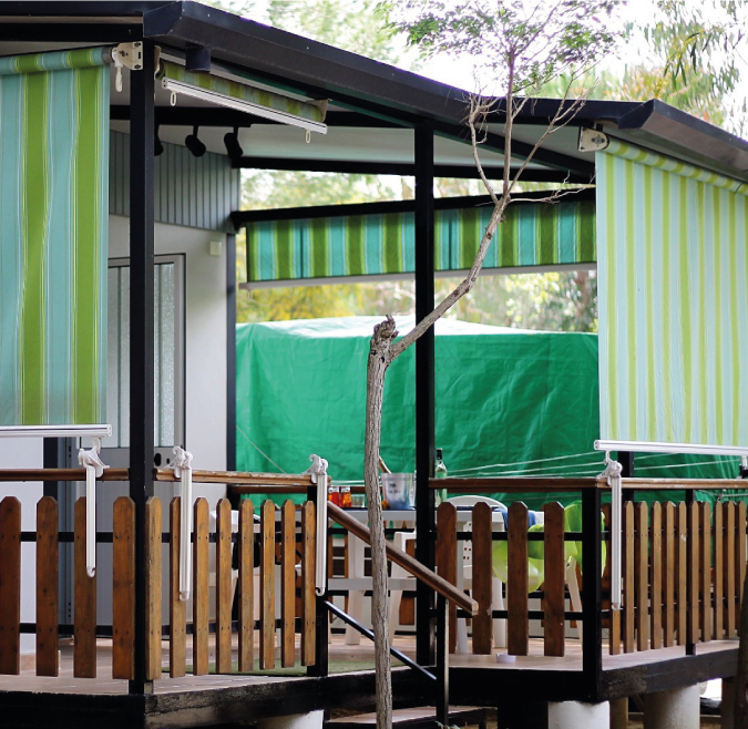 bungalow mondial camping metaponto
